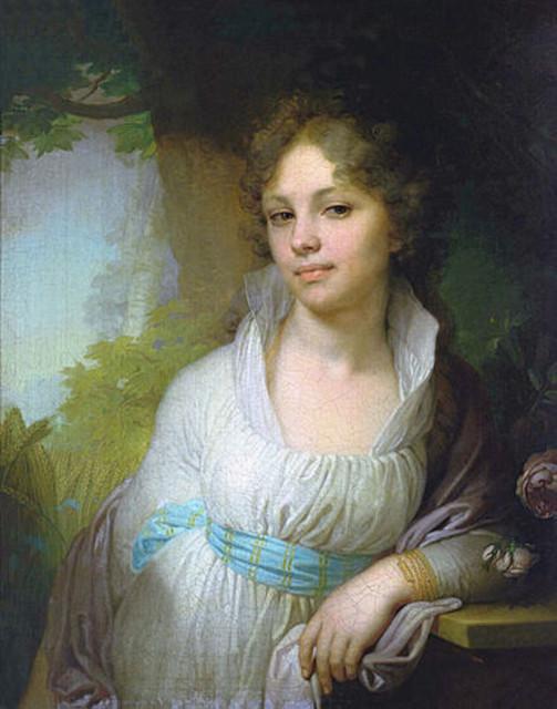 Мария Ивановна Лопухина (Толстая)