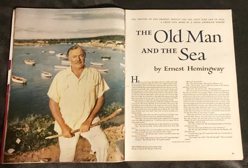 "Номер журнала ""Лайф"" 1952 года"