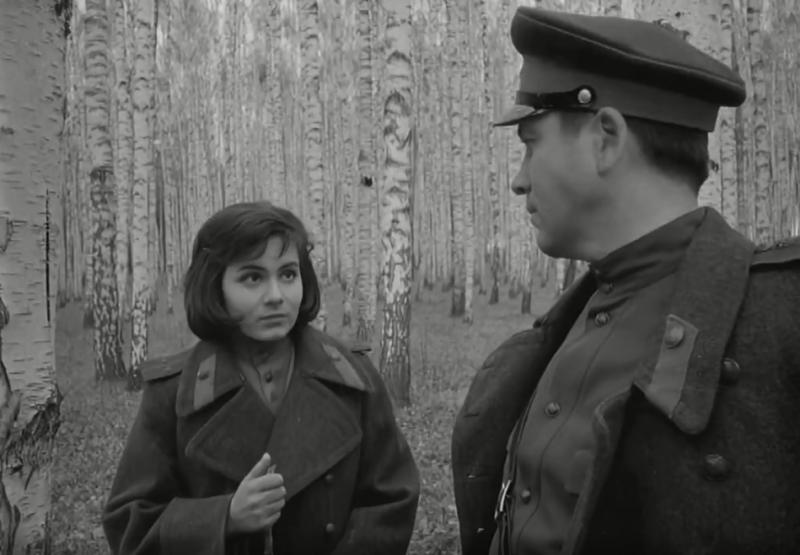 """""""Иваново детство"""" Андрей Тарковский 1962 год"""