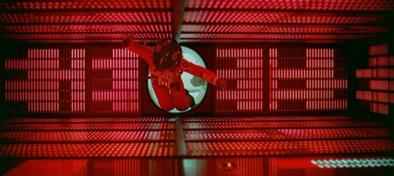 «Космическая одиссея 2001 года» Стэнли Кубрик 1968 год