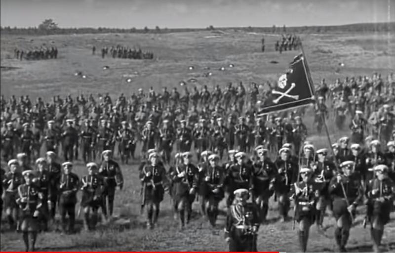 """Чапаев"" Братья Васильевы 1934 год"