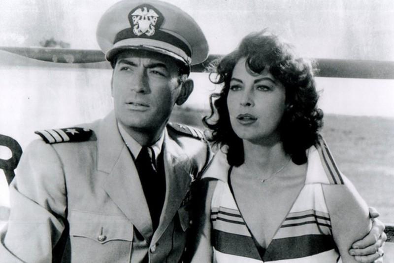 """Кадр из кинофильма """"На берегу"""" 1959 года"""