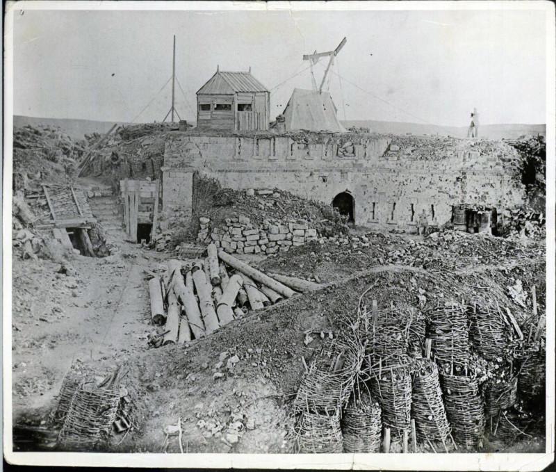 Малахов курган того времени