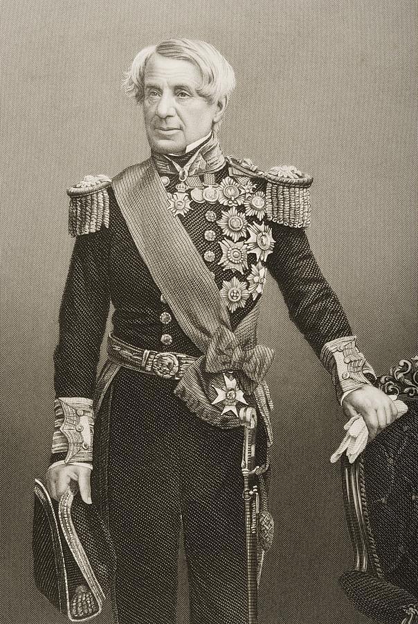 Адмирал Эдмунд Лайонс, первый барон Лайонс