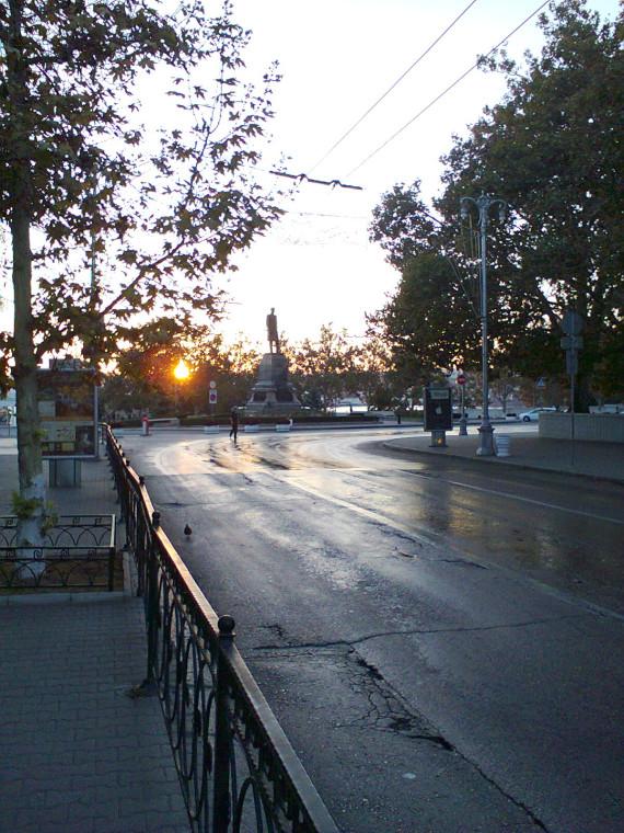 Памятник Павлу Степановичу в нашем городе