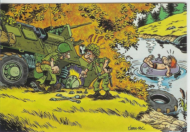 Открытка февраля, открытки на военную тему прикольные