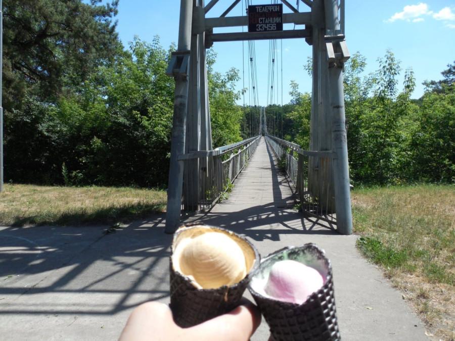 Один выходной день в белорусских Мостах