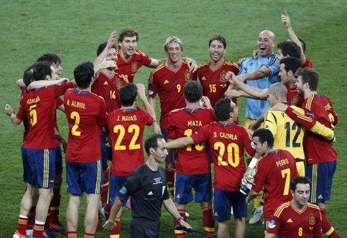 Испания Евро 2012 (7)