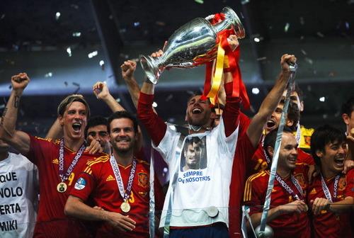 Испания Евро 2012 (9)