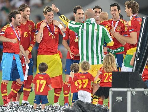 Испания Евро 2012 (12)