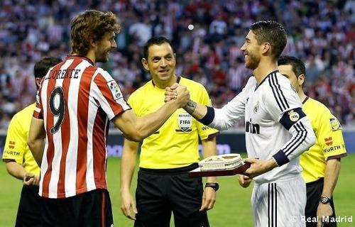 Атлетик - Реал 14 04 2013