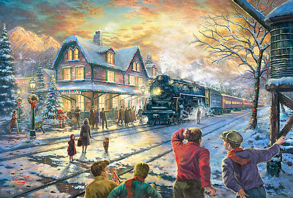 All Aboard for Christmas
