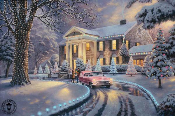 Christmas At Graceland