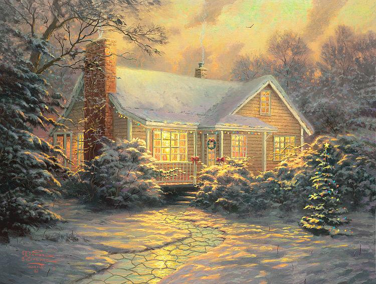 Christmas Cottage_02