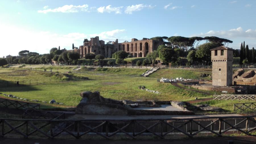 Поесть в Риме