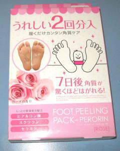 SOSU Foot Peeling