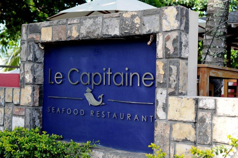 56. Ресторан Le Capitaine