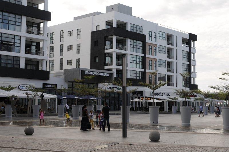 66. Торговый центр La Croisette