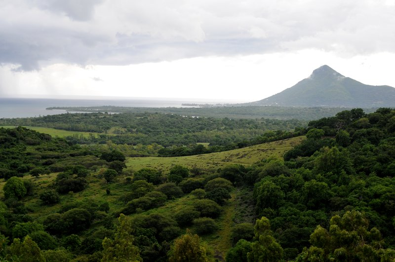 39. Панорама на юго-западное побережье в районе Шамареля
