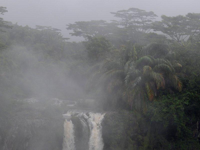 41. Водопад Шамарель