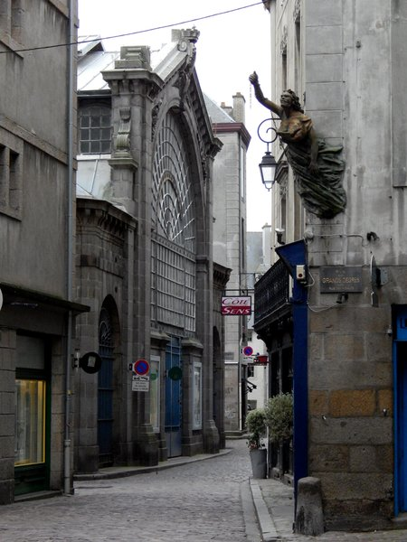 Saint-Malo. Улочка старого города 2.jpg
