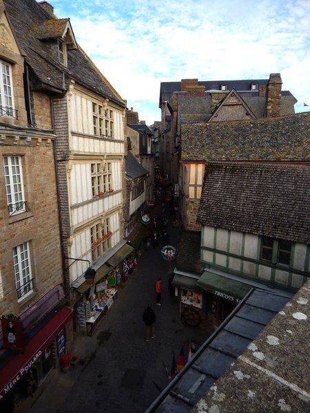 Mont-Saint-Michel. Старый город.jpg