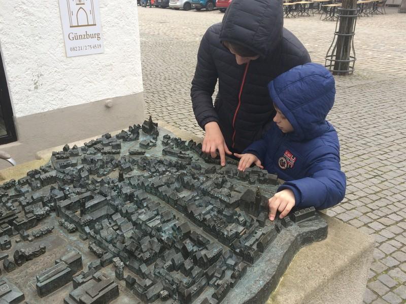 Макет старого города на Marktplatz.jpg