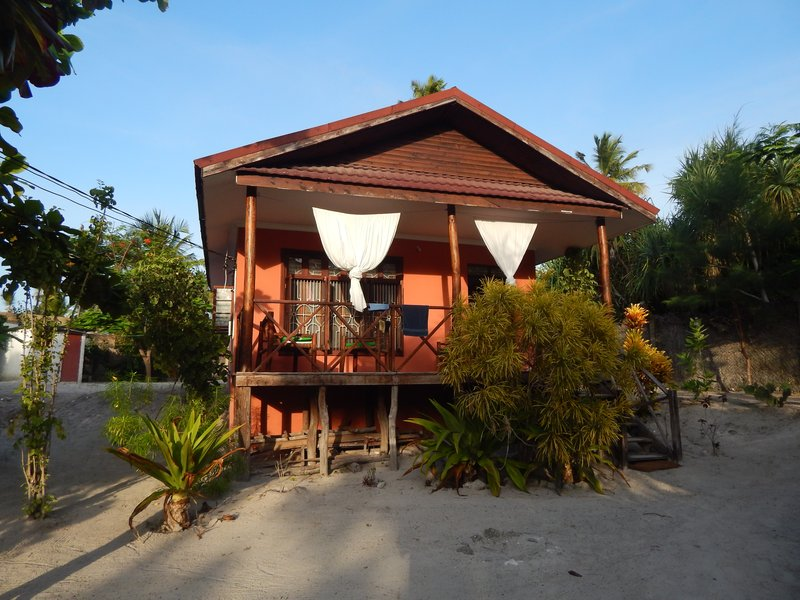 Бунгало. PekuPeku bungalow.jpg