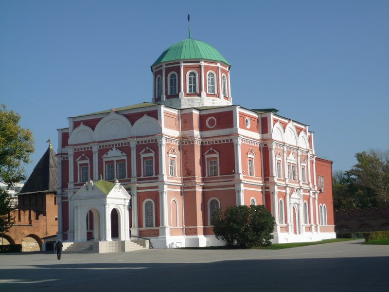 17 Музей оружия
