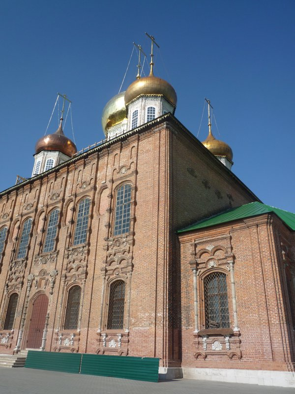 18 Успенский собор Тульского Кремля