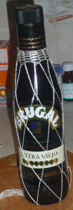 60_Ром Brugal Extra Viejo