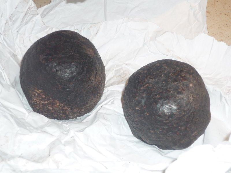 52_Шарики какао с полуострова Самана