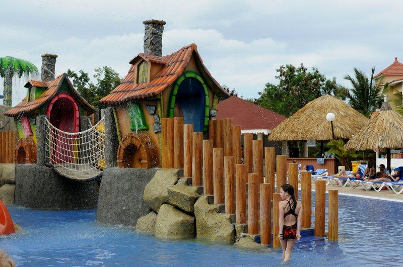 50_Детский аквапарк в Gran Bahia Principe