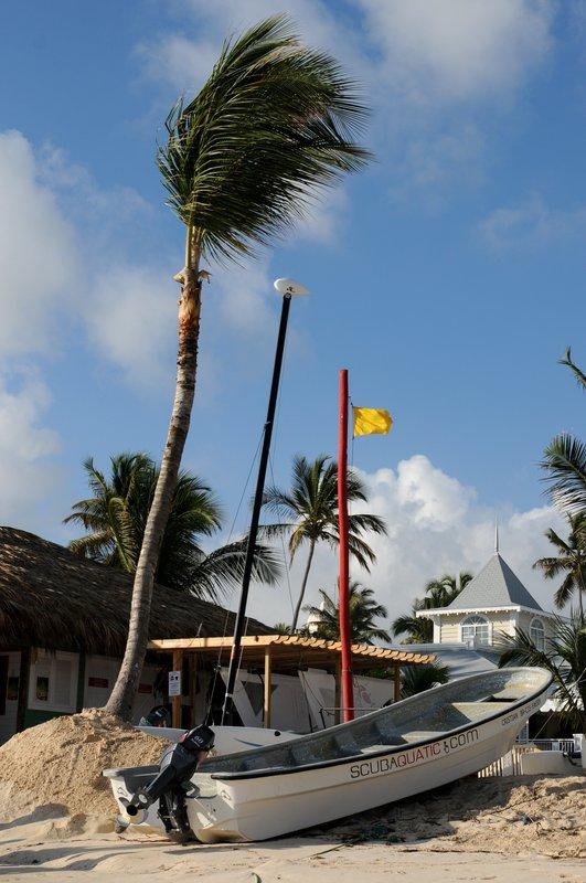 14_Прокат на пляже в Gran Bahia Principe Esmeralda