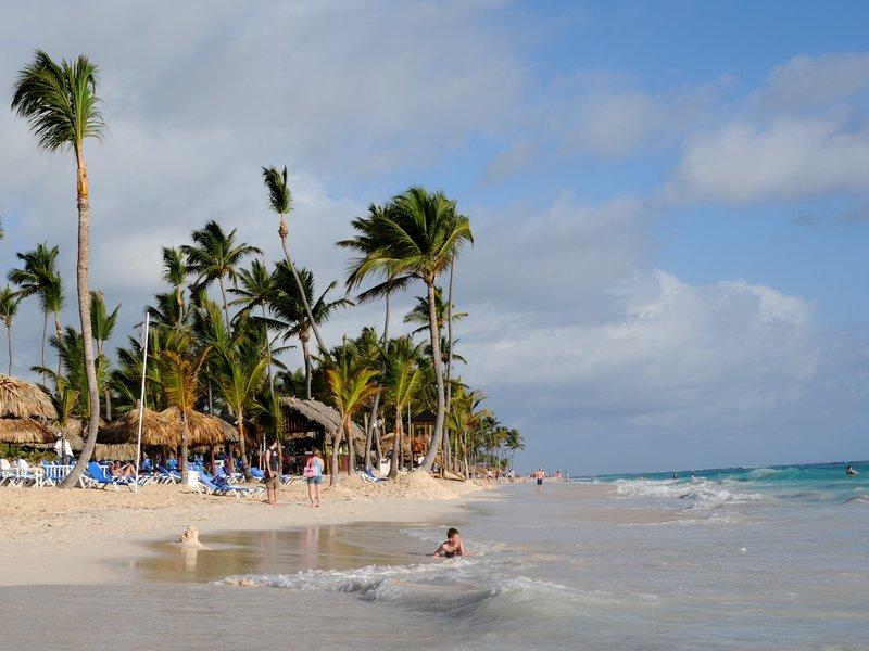 12_Пляж в Gran Bahia Principe Esmeralda