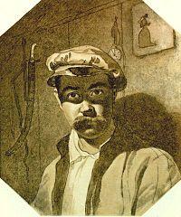 Avtoportret_Shevchenka_1849-1850