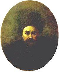 200px-Shevchenko_avtoportret_1861