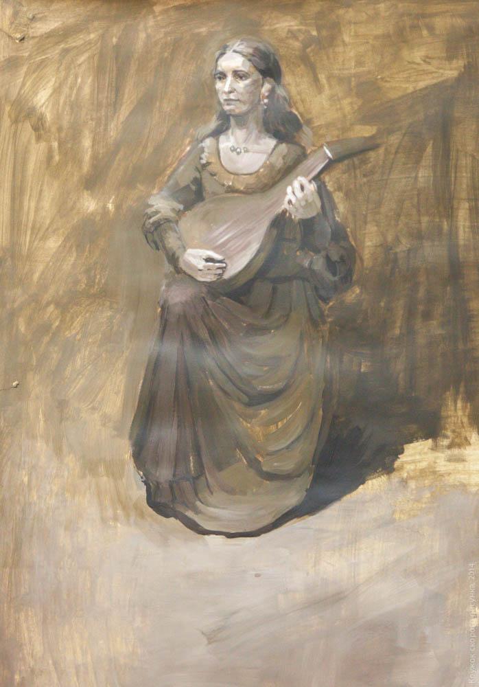 140111_Портрет Марины с лютней__MG_3628_1000