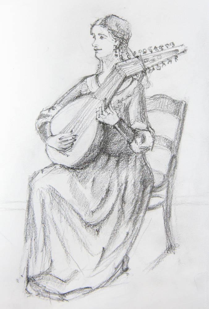 140111_Портрет Марины с лютней__MG_3633_1000