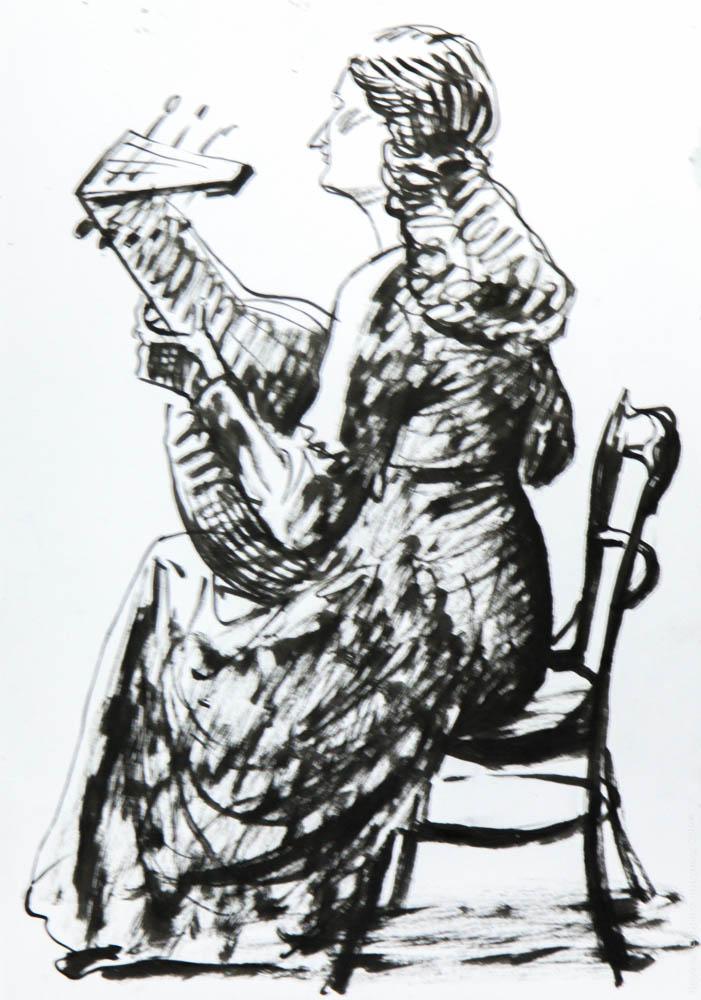 140111_Портрет Марины с лютней__MG_3641_1000