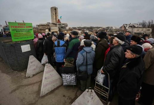 Украина: Права продолжают нарушаться