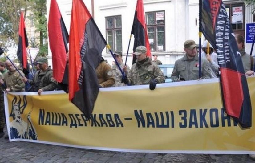 Притеснение национальных меньшинств запада Украины