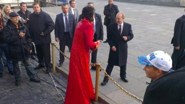 Киркоров Путина пугает