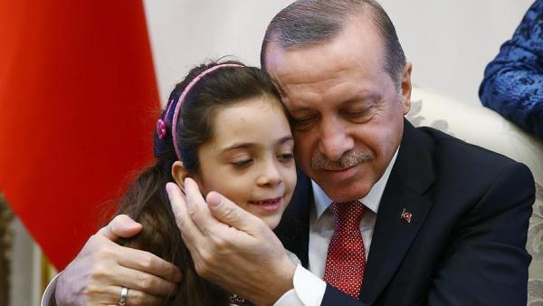 Эрдоган и Бана