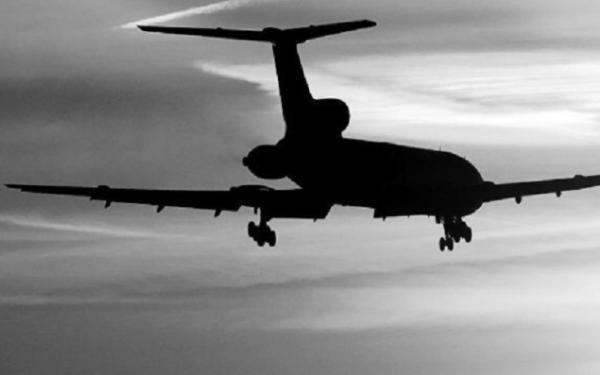 РБК TB: Камеры в Сочи зафиксировали вспышку в небе в момент, когда упал Ту-154