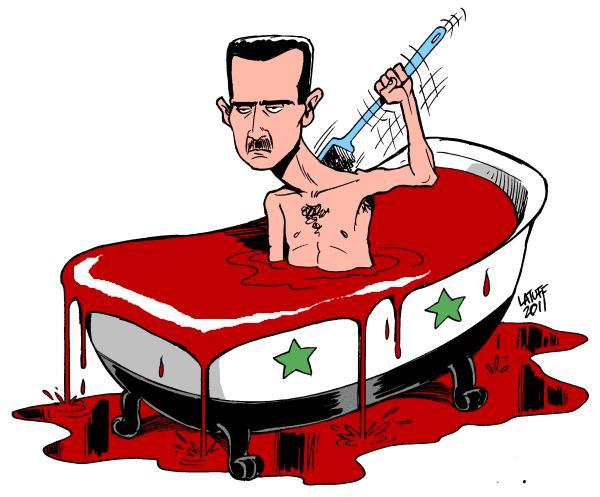 Башар Асад всё объяснил про Ту-154