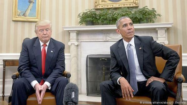 В США Обама заметно популярнее Трампа. Зато у Трампа самый выокий антирейтинг с 1992 г