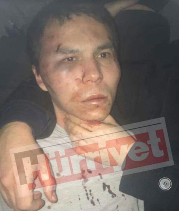 Стамбульский террорист