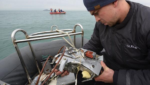 Новая версия катастрофы Ту-154 в Сочи. КВС сошёл с ума