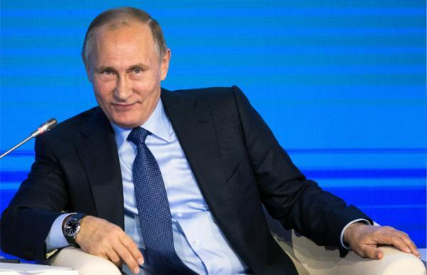 Путину хочется